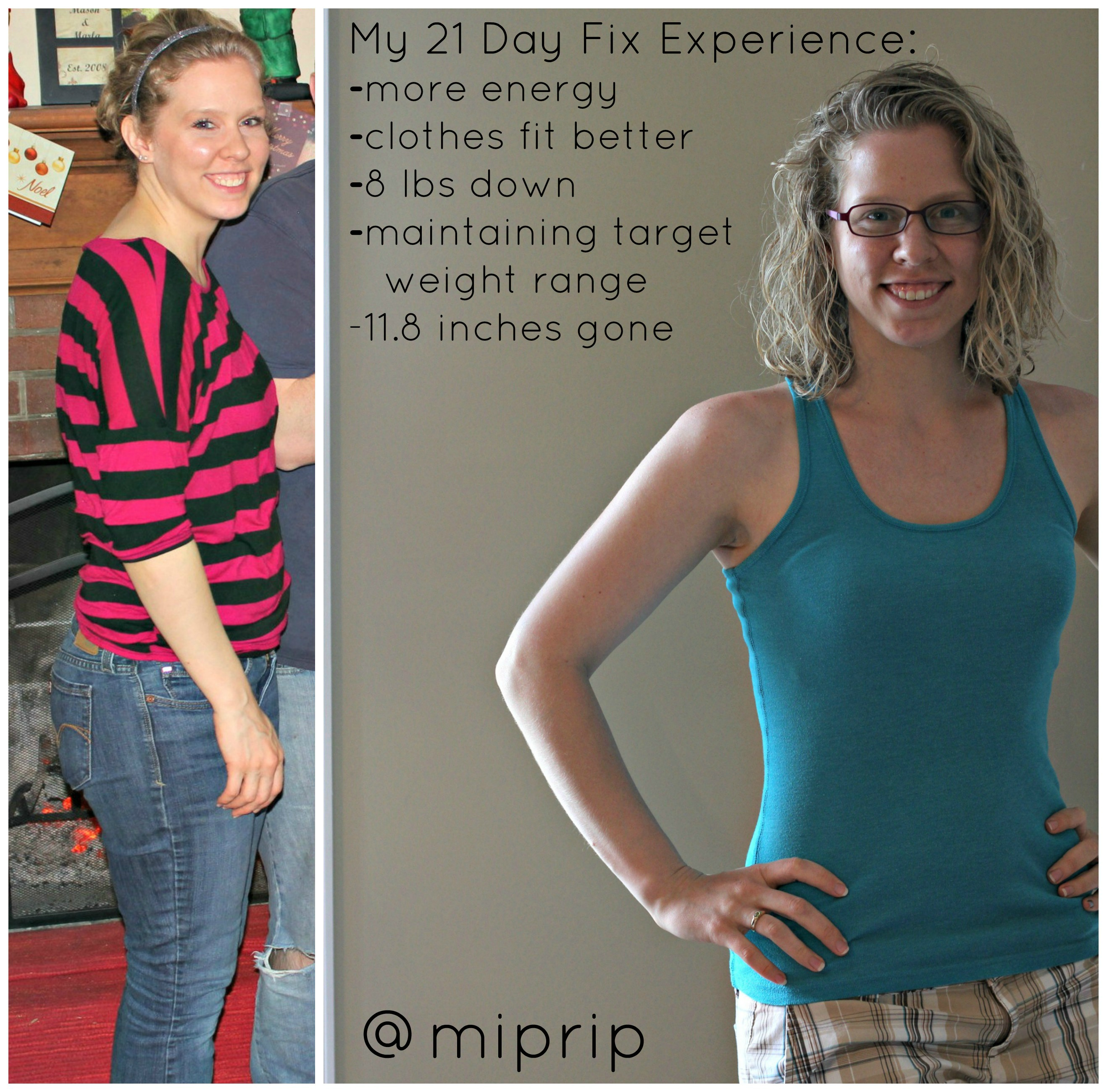 21 Day Fix Extreme Giveaway Marla Stanley