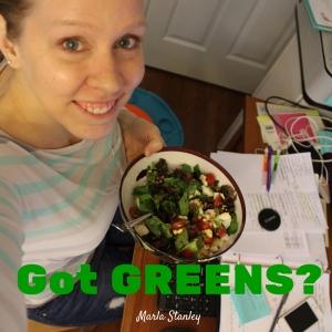 Got GREENS-