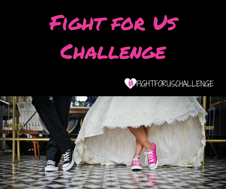 Fight For Us Challenge